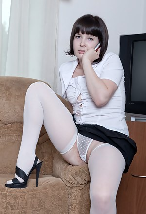 Sexy Teen Stockings Porn Pictures